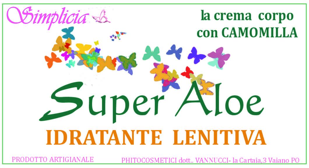 Crema Corpo Super Aloe