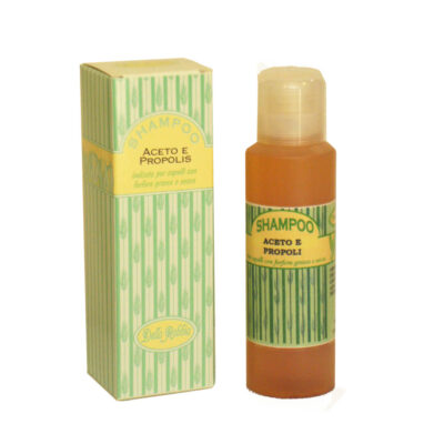 Shampoo Aceto e Propoli