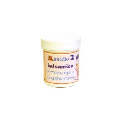 Rimedio Balsamico pettorale N. 2